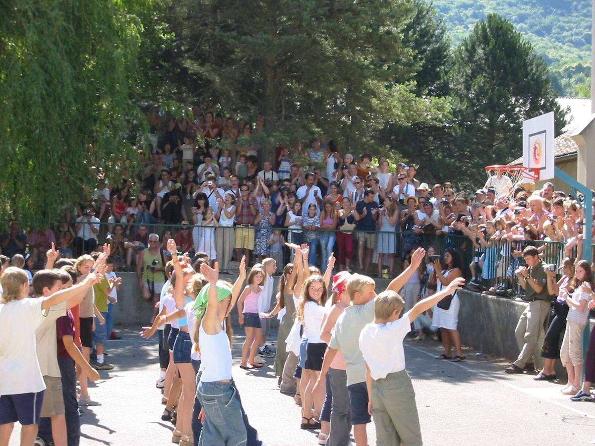Fête des écoles 2003
