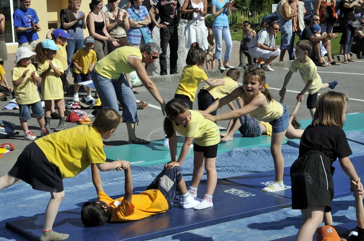 Fête des écoles 2008
