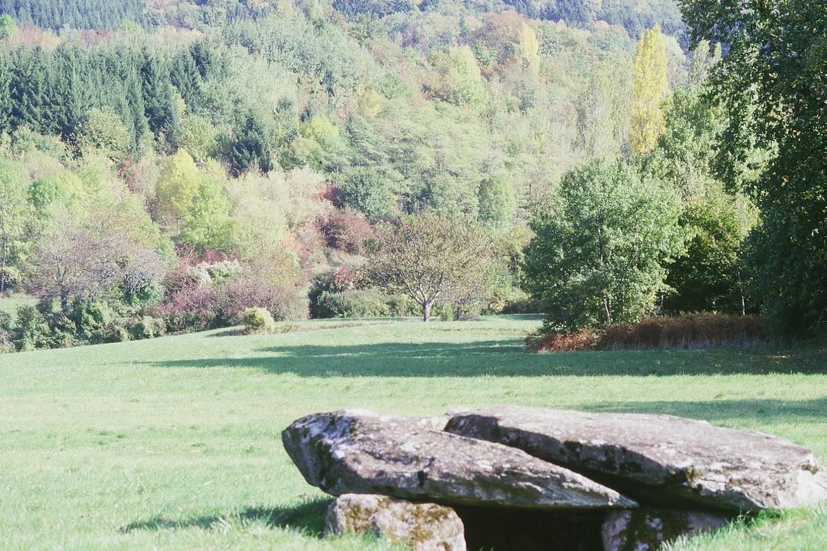 La cave aux fées 2002