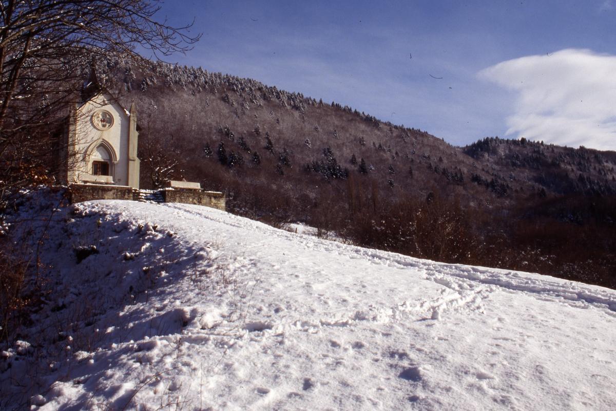 La Chapelle de Chermont 1995