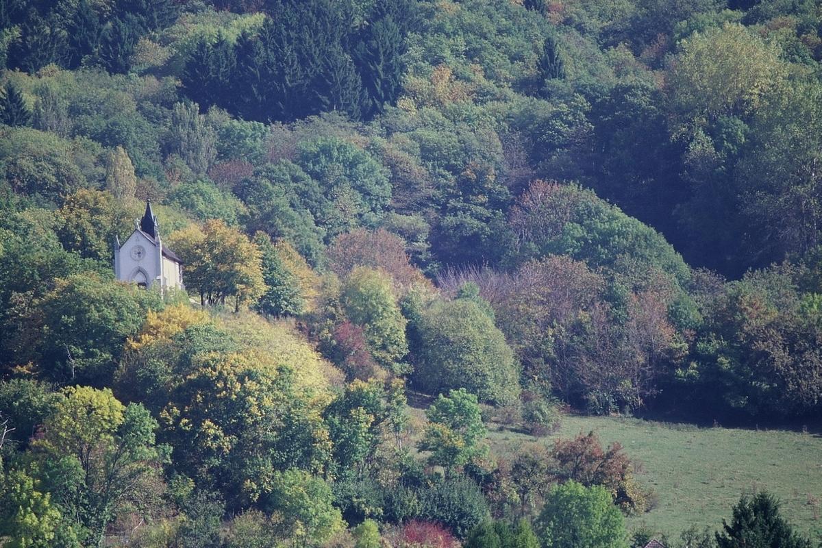 La Chapelle de Chermont 2004