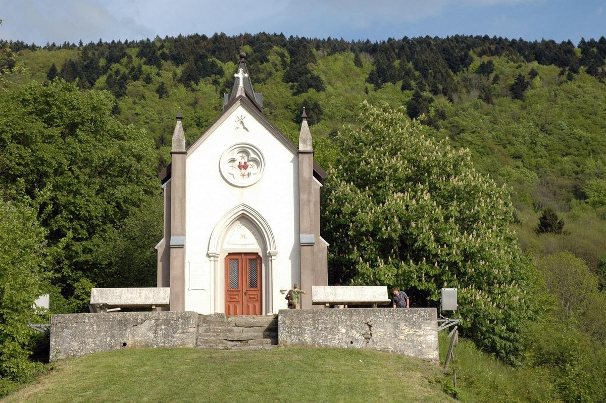 La Chapelle de Chermont 2005
