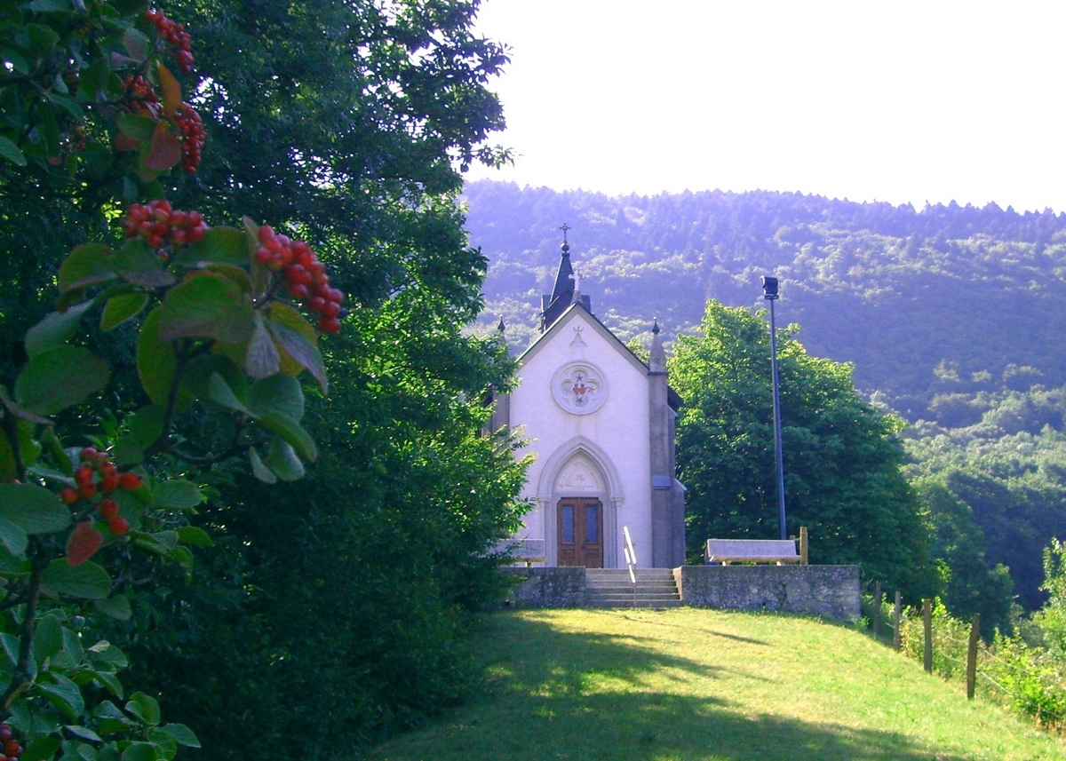 La Chapelle de Chermont 2007
