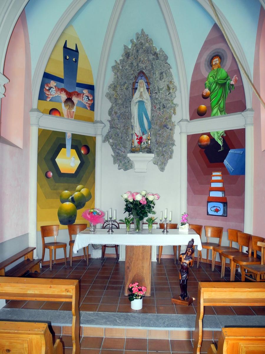 La Chapelle de Chermont 2011