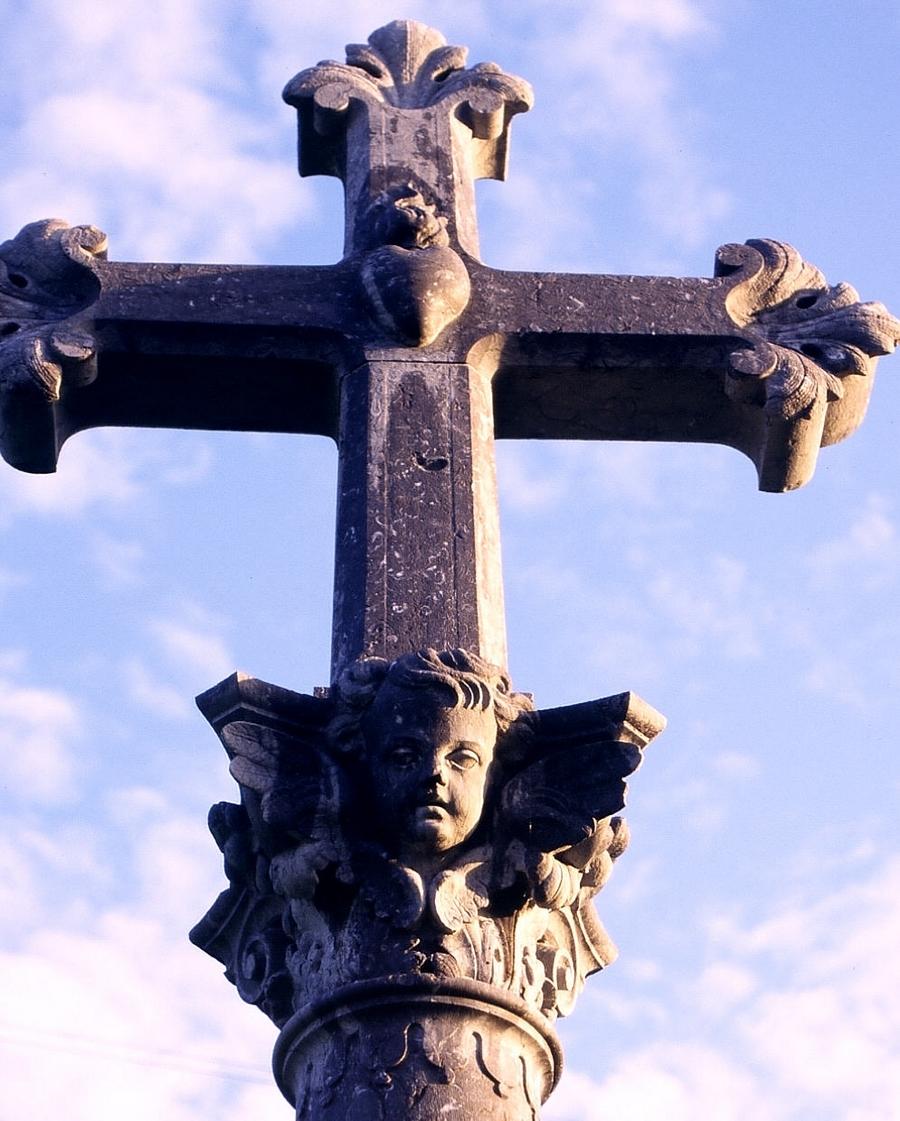 La croix de la Chandouze - non datées