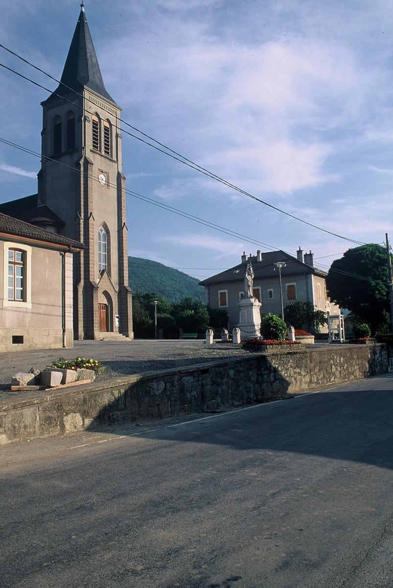 L'église 1992
