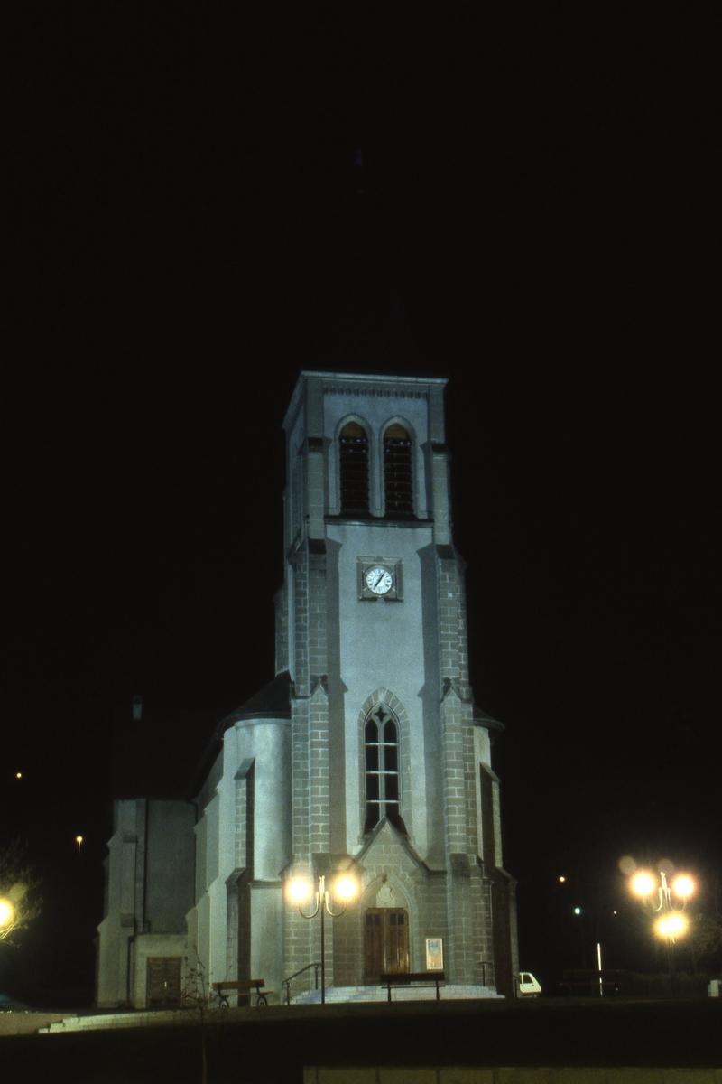 L'église 1994