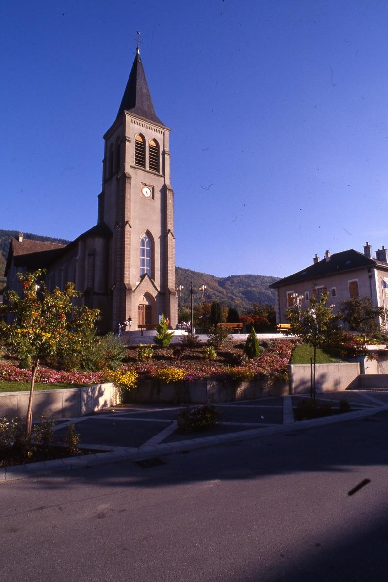 L'église 1996