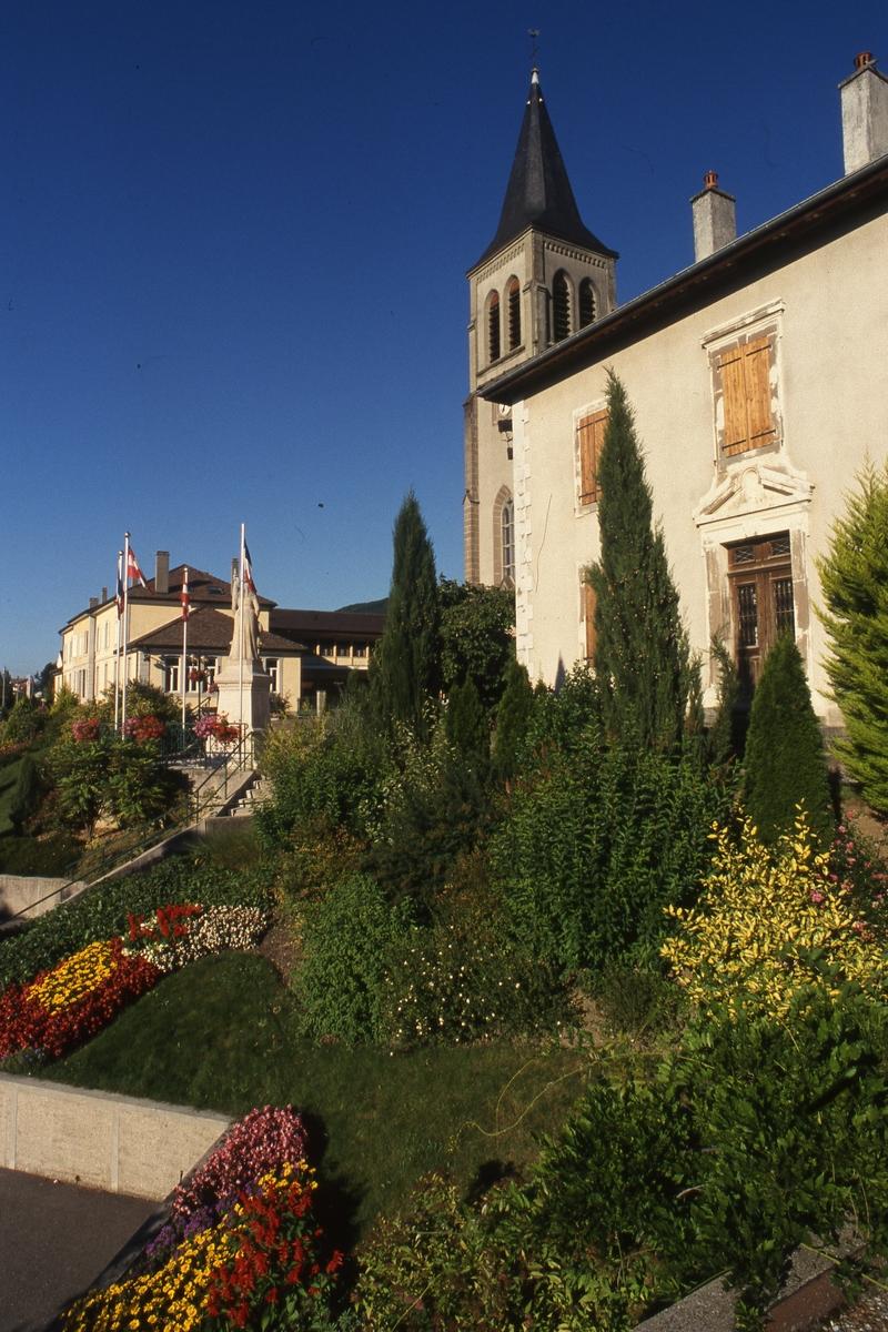 L'église 2001