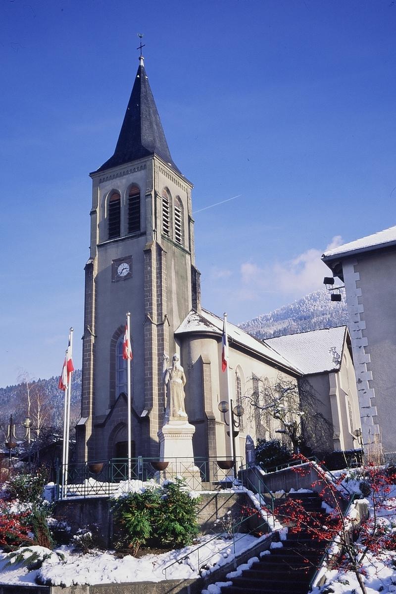 L'église 2002
