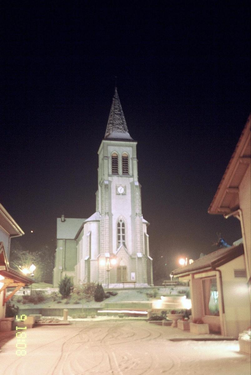 L'église 2003