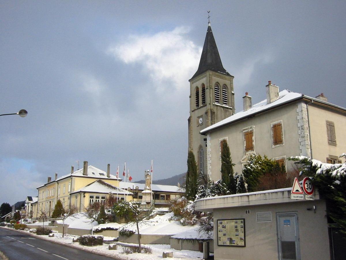 L'église 2004