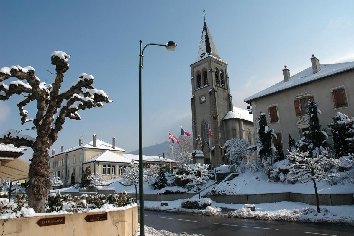 L'église 2005
