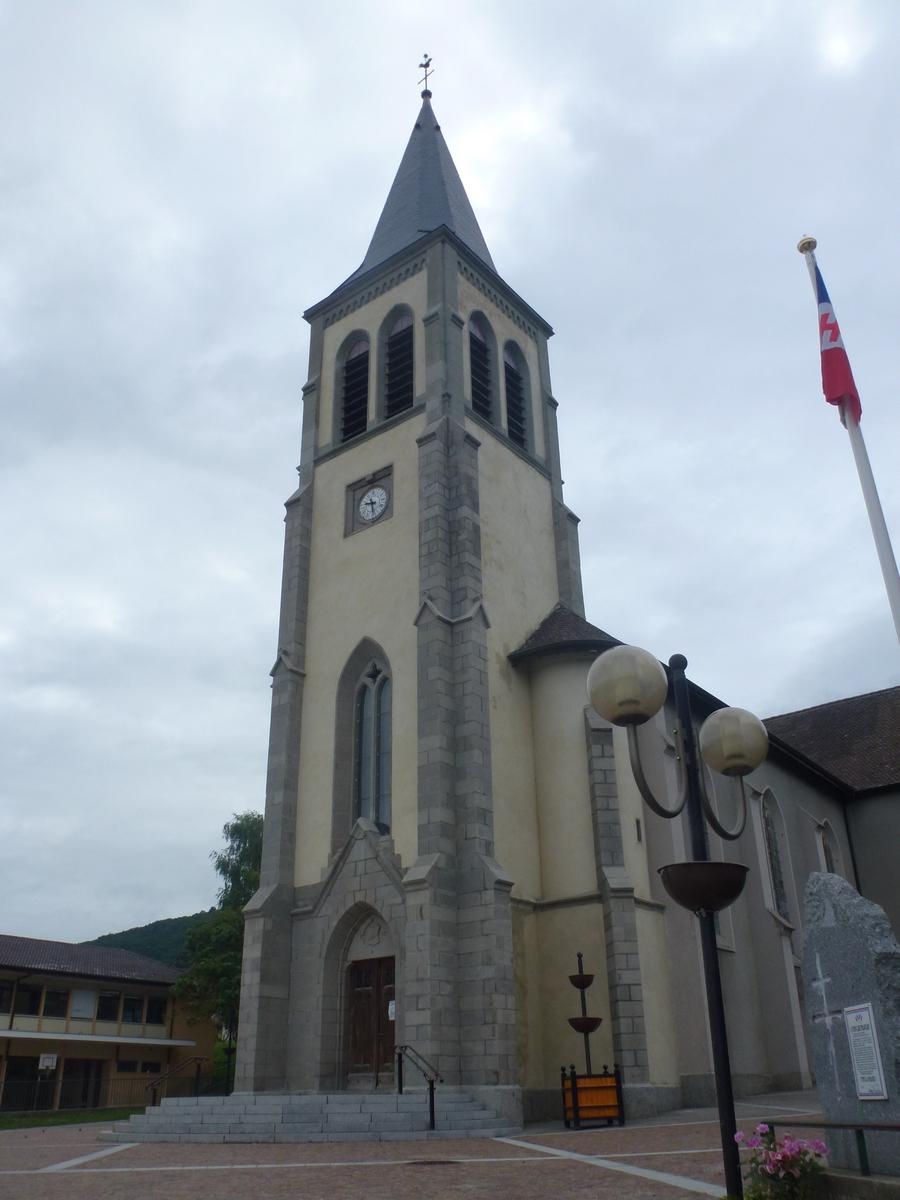 L'église 2012