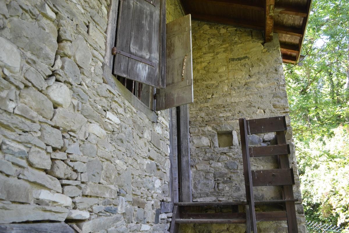 Les vielles pierres de Saint-Cergues - non datées