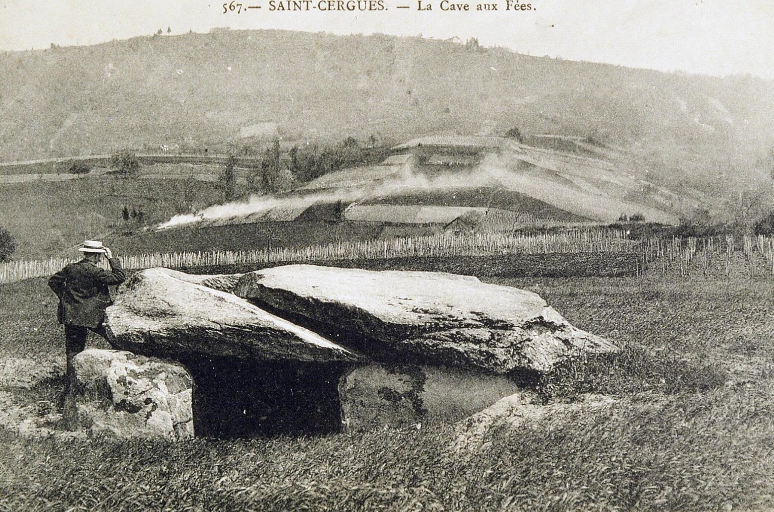 La Cave aux Fées