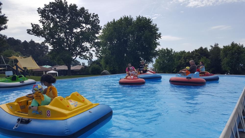 Club de loisirs - été 2016 - semaine 1