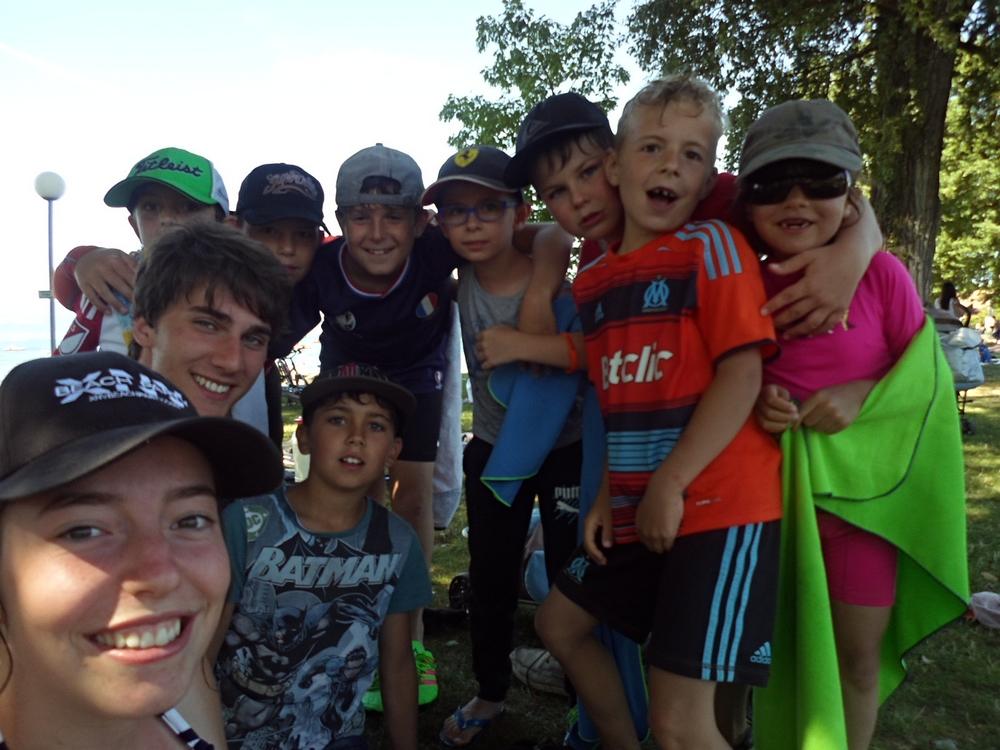 Club de loisirs - été 2016 - semaine 5