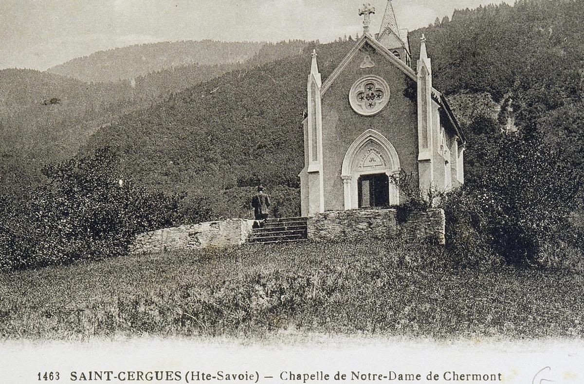 Chapelle de Chermont