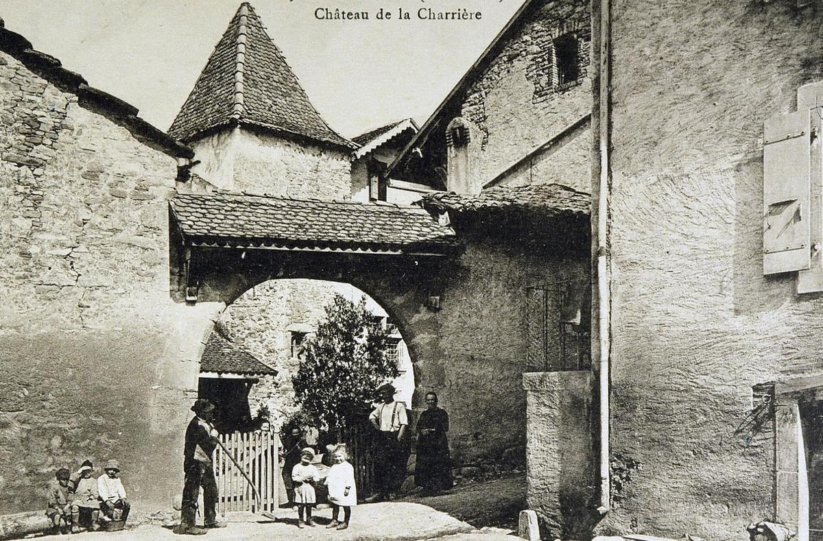 Château de la Charrière
