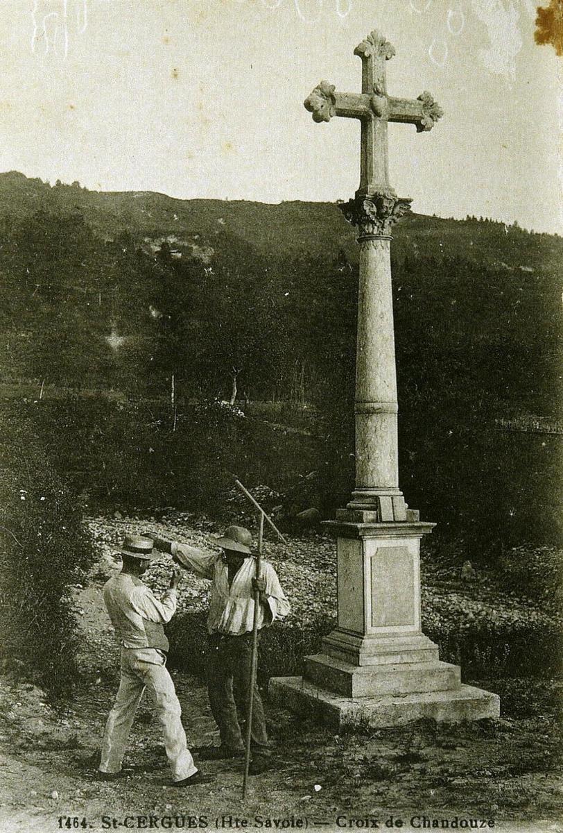 Croix de la Chandouze
