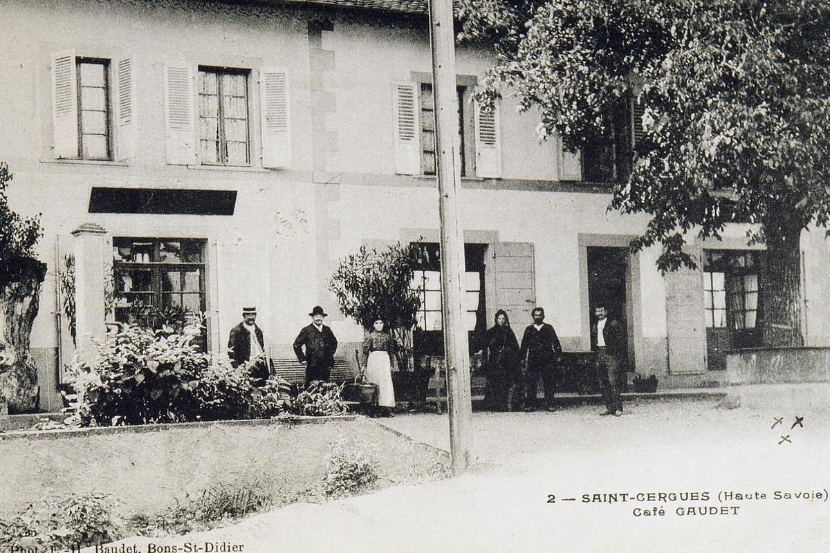Le Café Gaudet