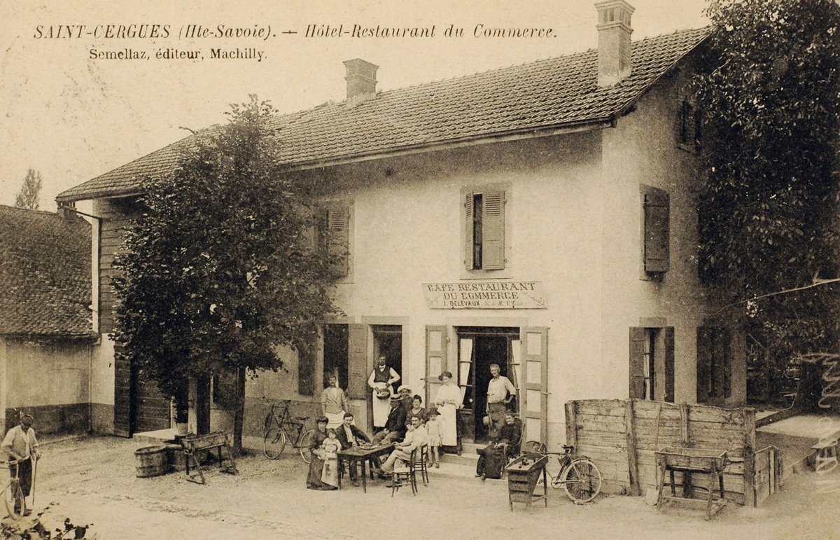 Le Café Restaurant du Commerce
