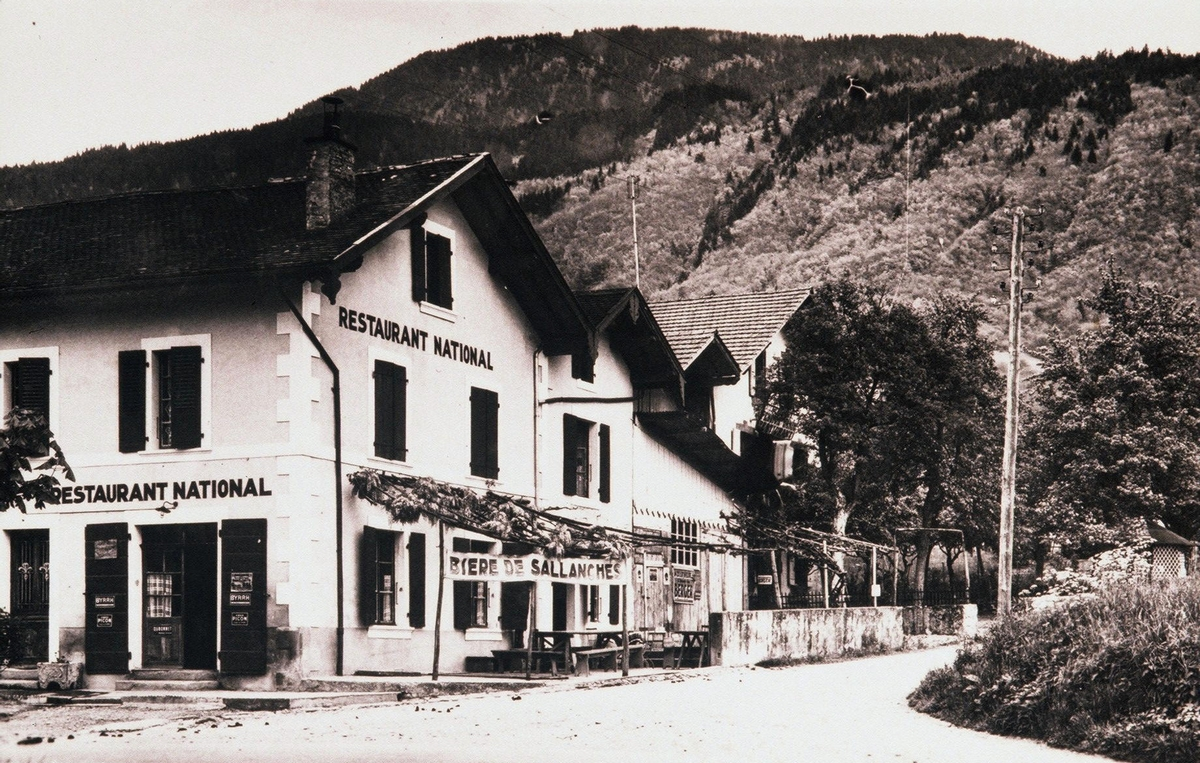 Le Restaurant National-Chateaubriant
