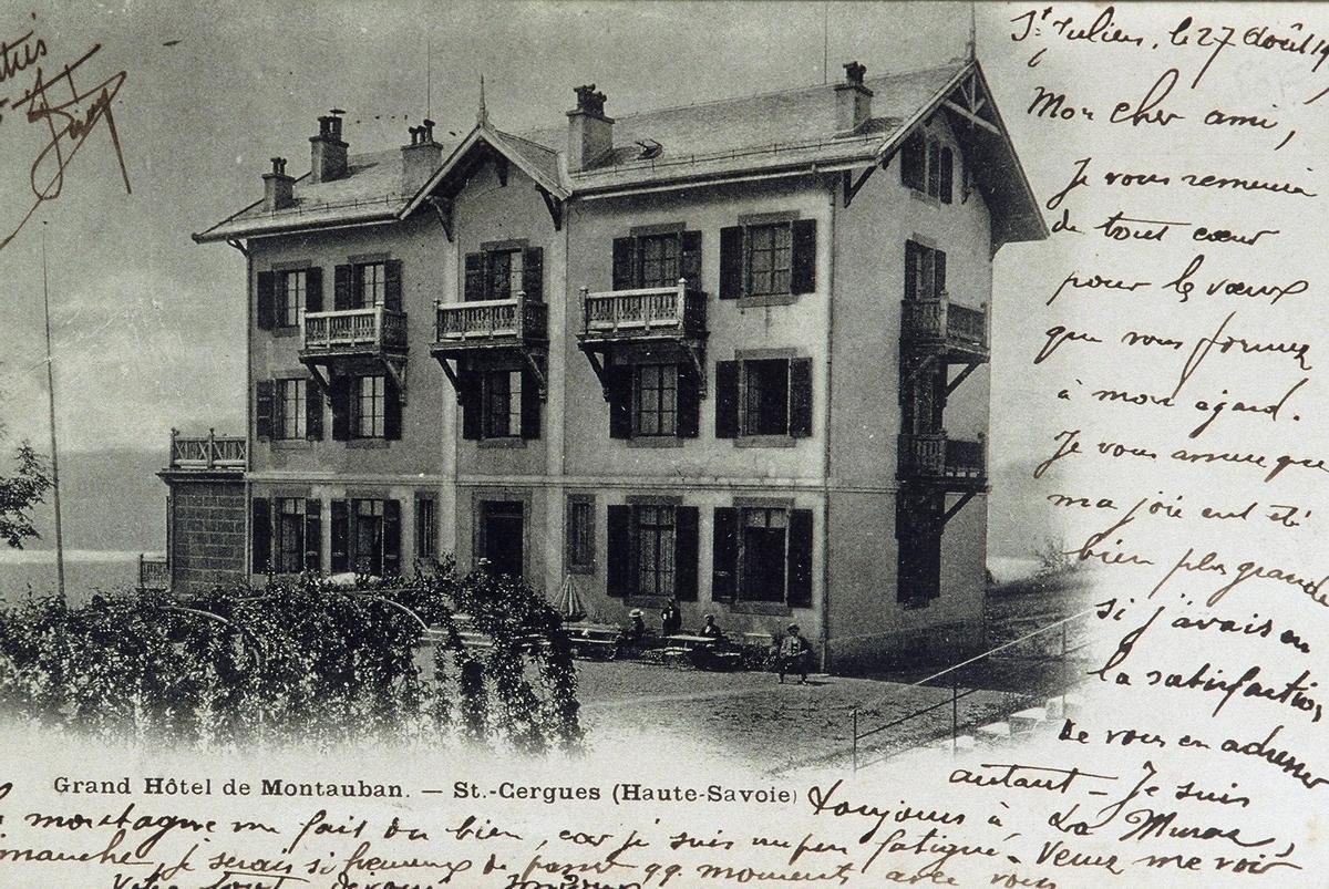 L'Hôtel de Montauban