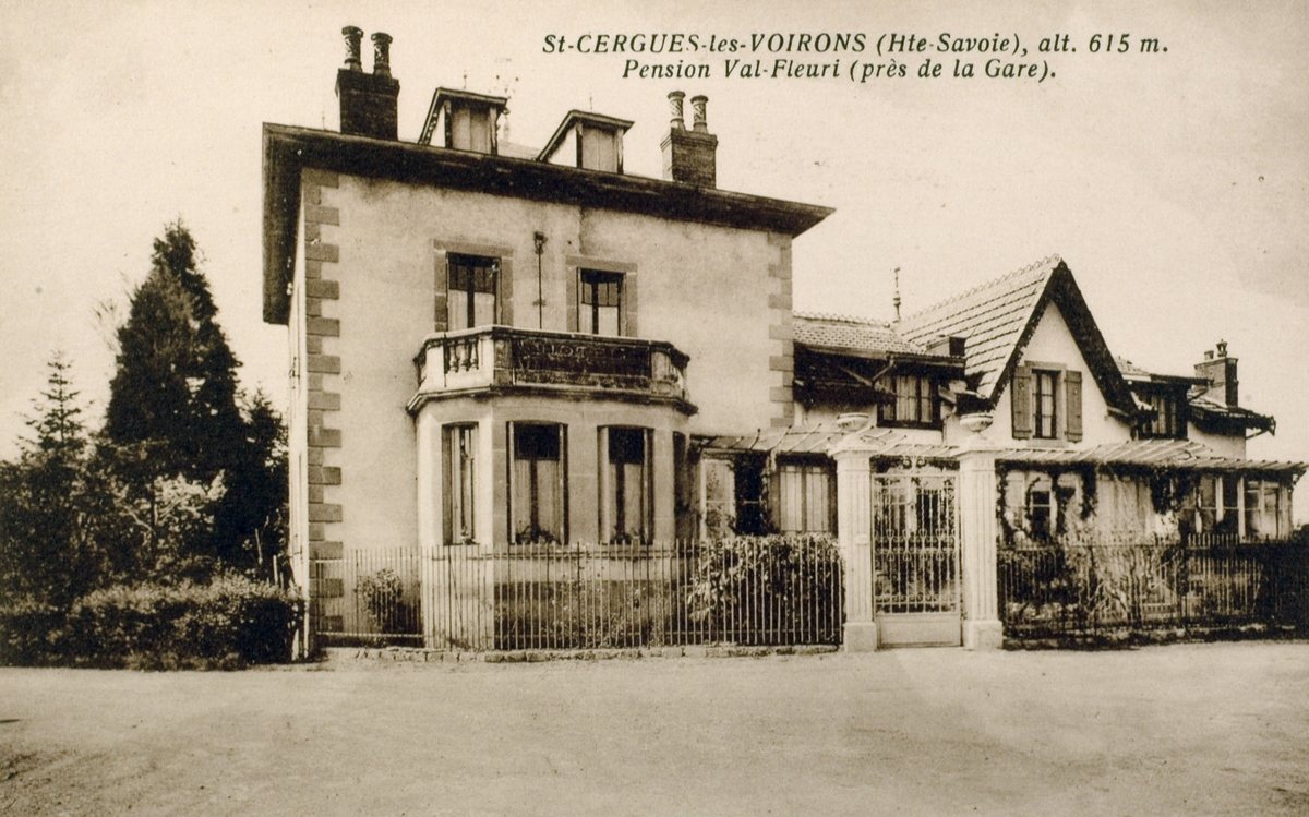 L'Hôtel du Val Fleuri