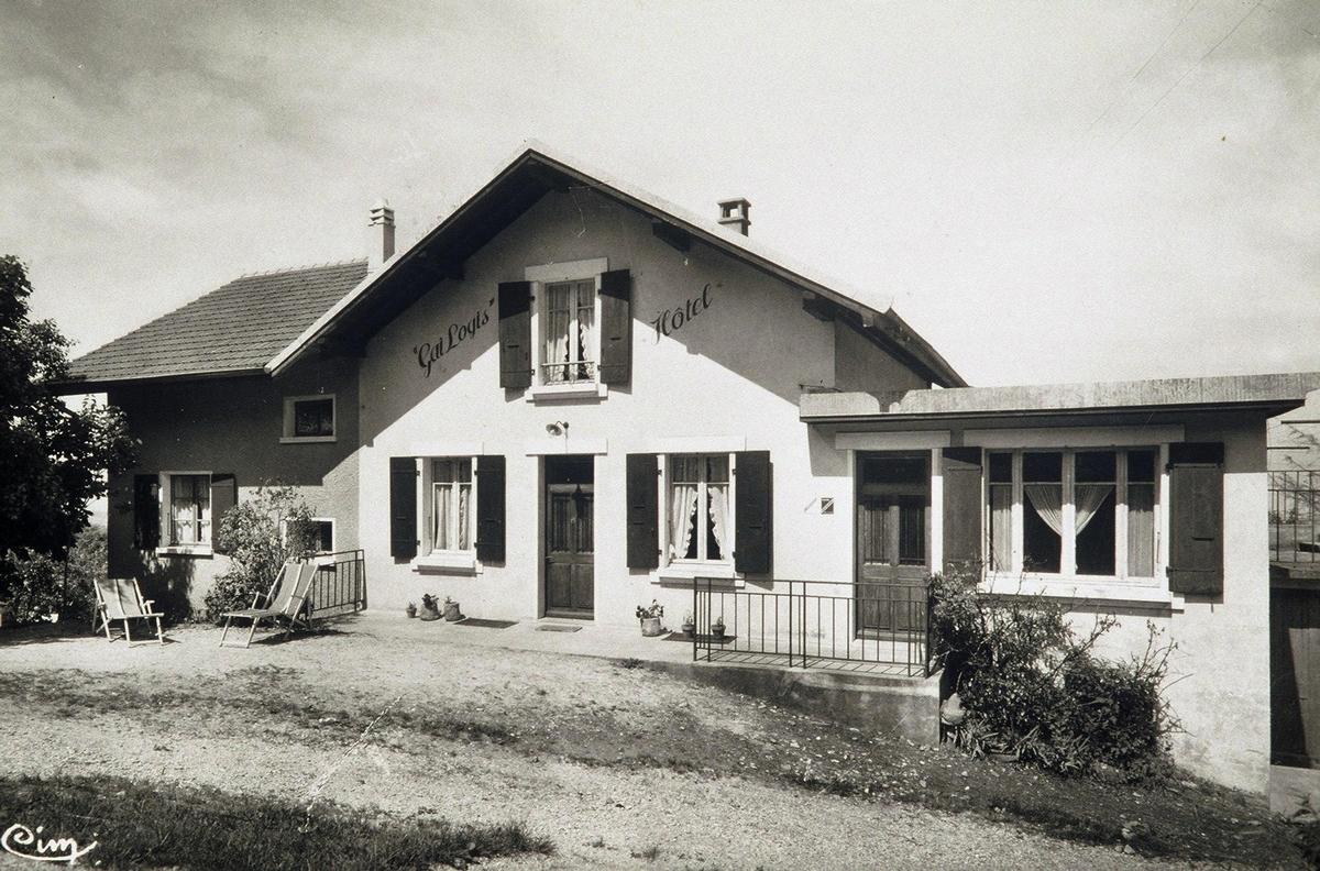 L'Hôtel Gai Logis
