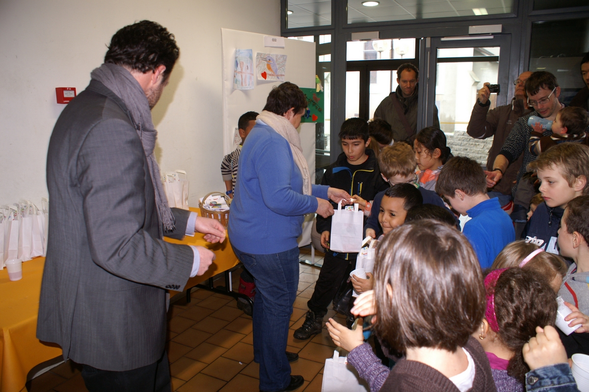 Chasse aux oeufs 2013