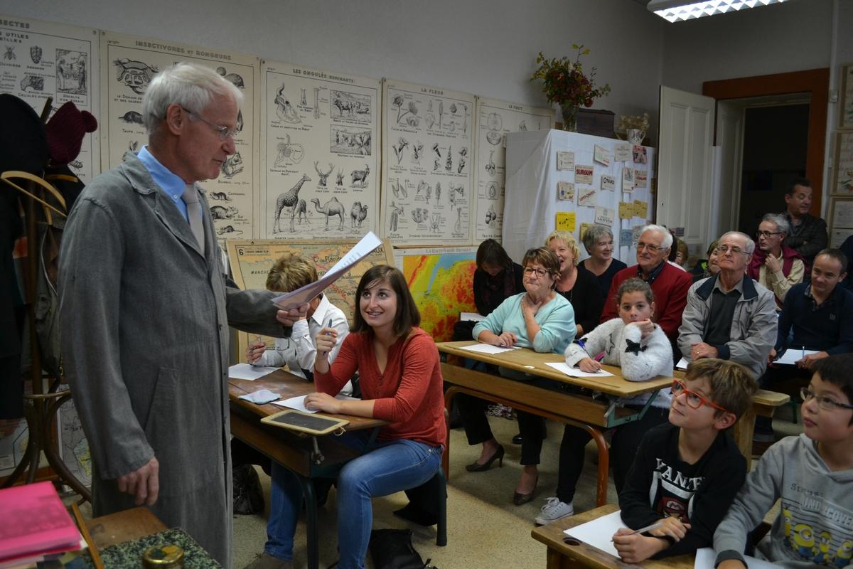 Ecole d'Autrefois 2016